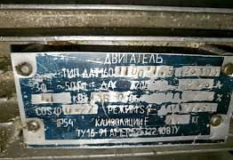 Асинхронный двигатель 1.1 квт
