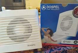 Осевой вытяжной вентилятор dospel styl 100S