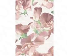 Керамическое панно Colour Bloom Carmine 593х985 мм
